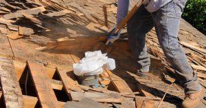 roof repair Dingley Village
